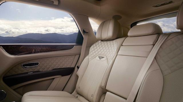 Bentley chính thức nâng cấp Bentayga cho phiên bản 2021 - 20