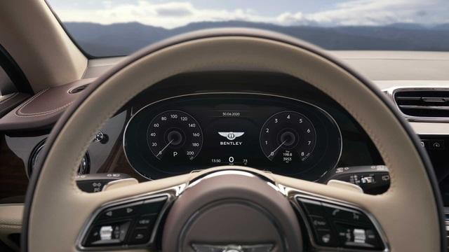 Bentley chính thức nâng cấp Bentayga cho phiên bản 2021 - 18