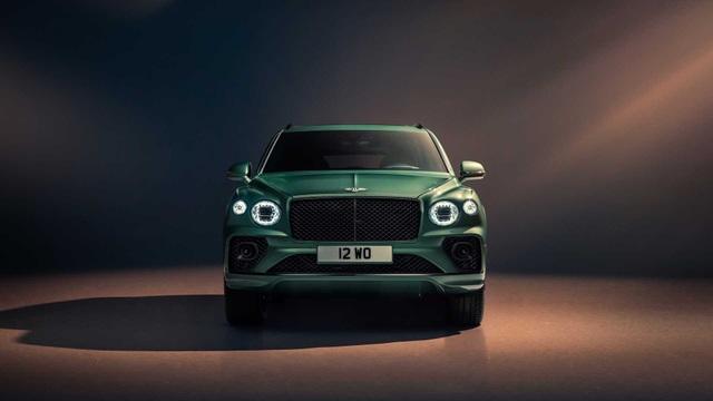 Bentley chính thức nâng cấp Bentayga cho phiên bản 2021 - 3