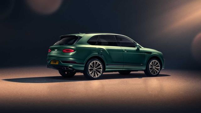 Bentley chính thức nâng cấp Bentayga cho phiên bản 2021 - 6