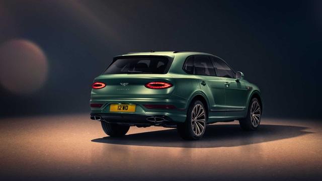 Bentley chính thức nâng cấp Bentayga cho phiên bản 2021 - 7