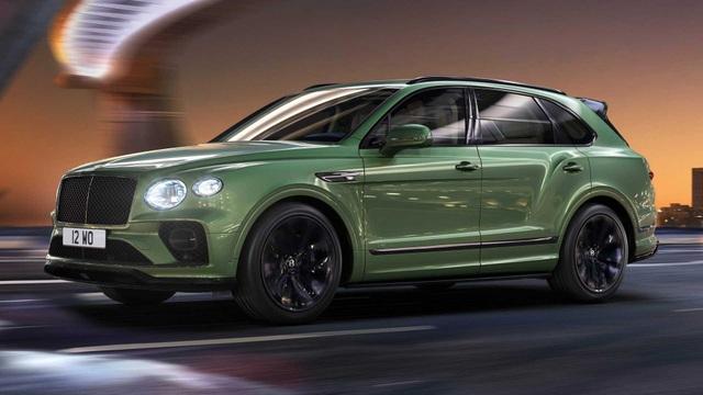 Bentley chính thức nâng cấp Bentayga cho phiên bản 2021 - 1