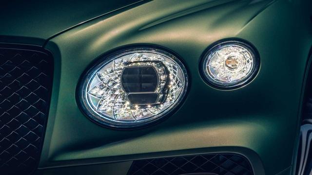 Bentley chính thức nâng cấp Bentayga cho phiên bản 2021 - 12