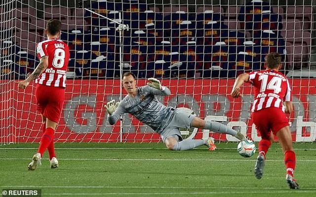 Messi ghi bàn, Barcelona hòa Atletico trong trận cầu có 3 quả penalty - Ảnh minh hoạ 5