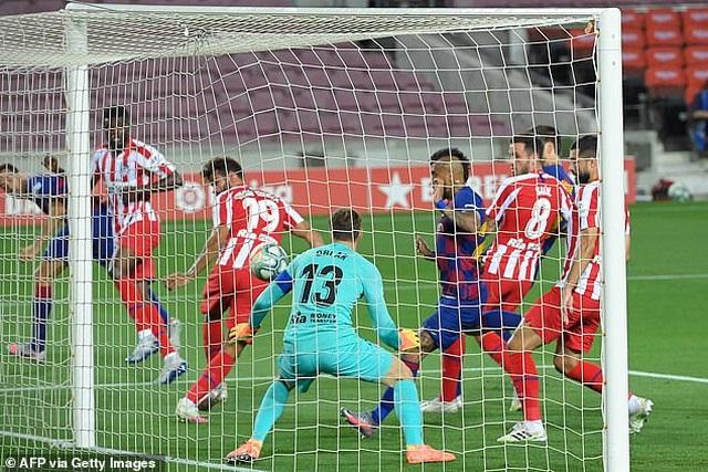 Messi ghi bàn, Barcelona hòa Atletico trong trận cầu có 3 quả penalty - Ảnh minh hoạ 2