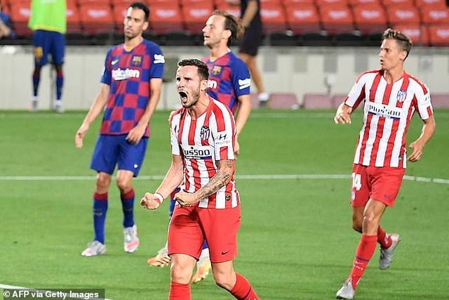 Messi ghi bàn, Barcelona hòa Atletico trong trận cầu có 3 quả penalty - Ảnh minh hoạ 8