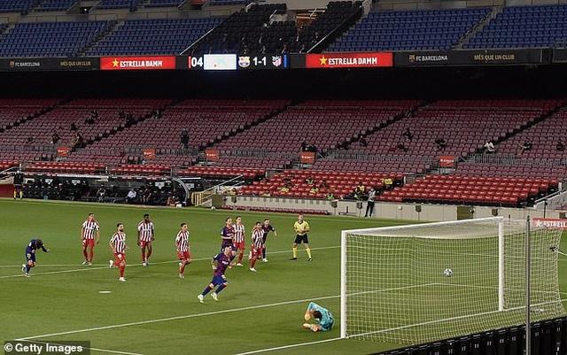 Messi ghi bàn, Barcelona hòa Atletico trong trận cầu có 3 quả penalty - Ảnh minh hoạ 6