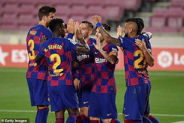 Messi ghi bàn, Barcelona hòa Atletico trong trận cầu có 3 quả penalty - Ảnh minh hoạ 3