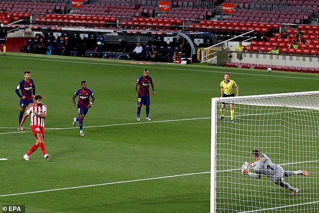 Messi ghi bàn, Barcelona hòa Atletico trong trận cầu có 3 quả penalty - Ảnh minh hoạ 4