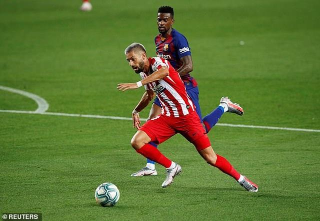 Messi ghi bàn, Barcelona hòa Atletico trong trận cầu có 3 quả penalty - Ảnh minh hoạ 10