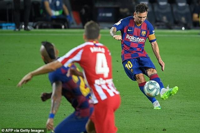 Messi ghi bàn, Barcelona hòa Atletico trong trận cầu có 3 quả penalty - Ảnh minh hoạ 11