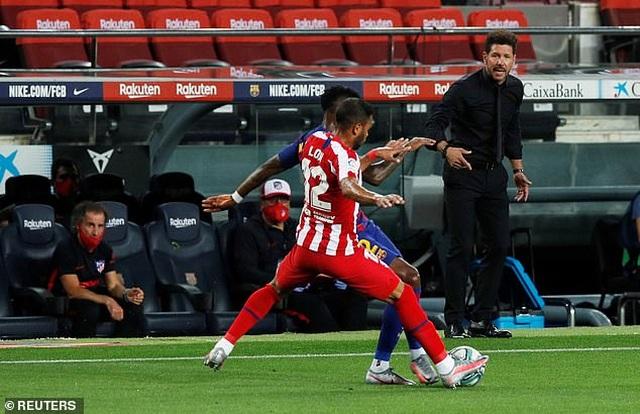 Messi ghi bàn, Barcelona hòa Atletico trong trận cầu có 3 quả penalty - Ảnh minh hoạ 9