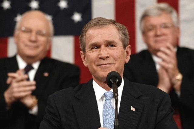 Hàng trăm quan chức thời ông Bush ủng hộ ông Biden làm tổng thống Mỹ - 1