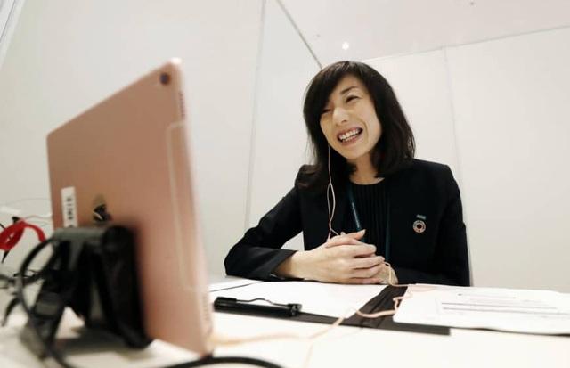 Công ty Nhật Bản thử nghiệm công nghệ AI trong tuyển dụng nhân sự - 1