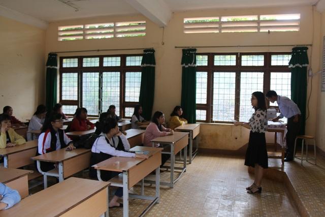 Đắk Nông: Một thí sinh đăng ký 20 nguyện vọng xét tuyển đại học - 1