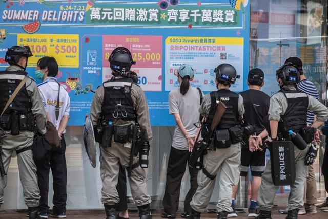 Luật an ninh mới tác động tới Hong Kong thế nào? - 2