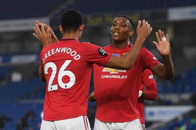 Fernandes xuất sắc nhất trong chiến thắng của Man Utd trước Brighton - 4