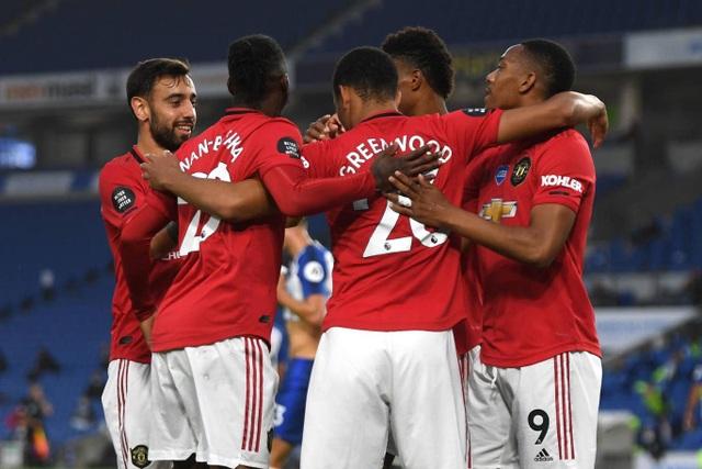 Brighton 0-3 Man Utd: Cú đúp của Fernandes - 8