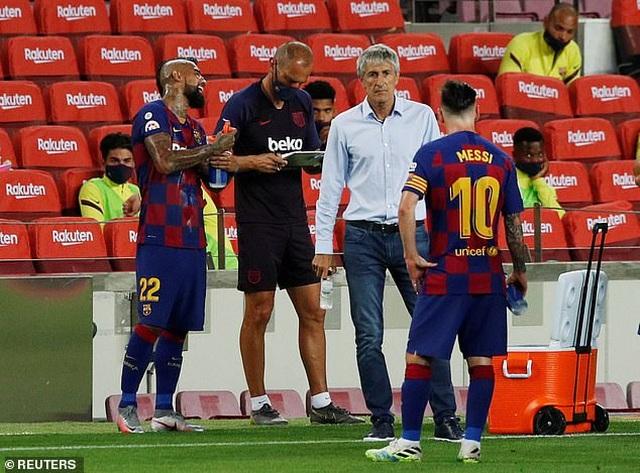 Xavi đạt được thỏa thuận dẫn dắt Barcelona - 2