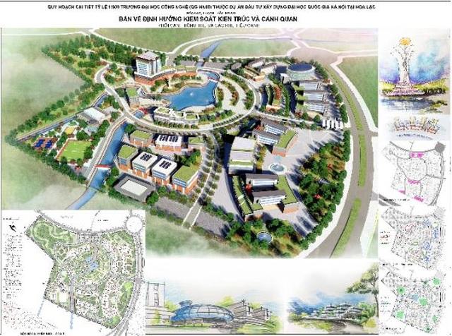 Ngân hàng Thế giới phê duyệt 100,87 triệu USD xây dựng ĐH Quốc gia Hà Nội - 2
