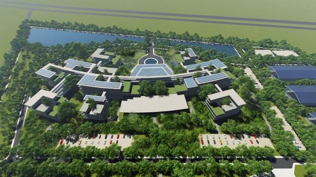 Ngân hàng Thế giới phê duyệt 100,87 triệu USD xây dựng ĐH Quốc gia Hà Nội - 3