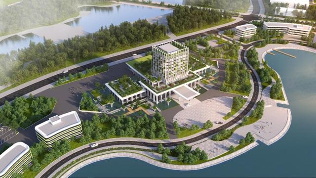 Ngân hàng Thế giới phê duyệt 100,87 triệu USD xây dựng ĐH Quốc gia Hà Nội - 5