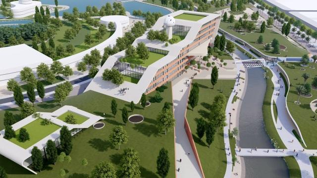 Ngân hàng Thế giới phê duyệt 100,87 triệu USD xây dựng ĐH Quốc gia Hà Nội - 4
