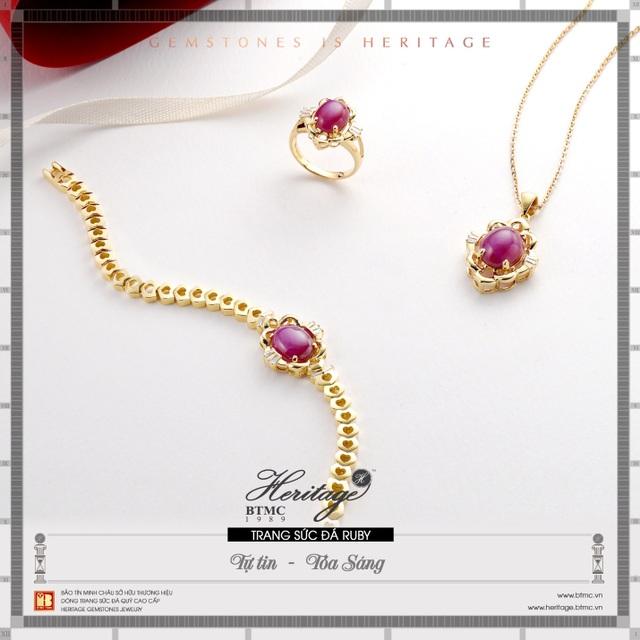 Hồng ngọc ruby - Viên ngọc quý may mắn cho người sinh tháng 7 - 4