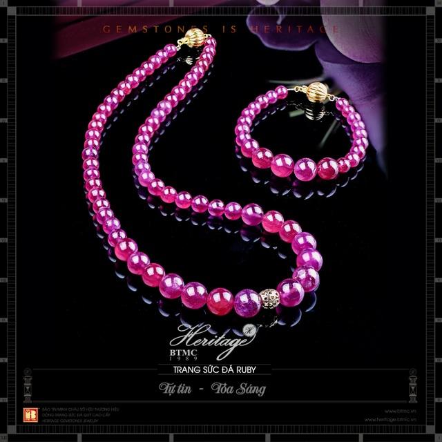 Hồng ngọc ruby - Viên ngọc quý may mắn cho người sinh tháng 7 - 6