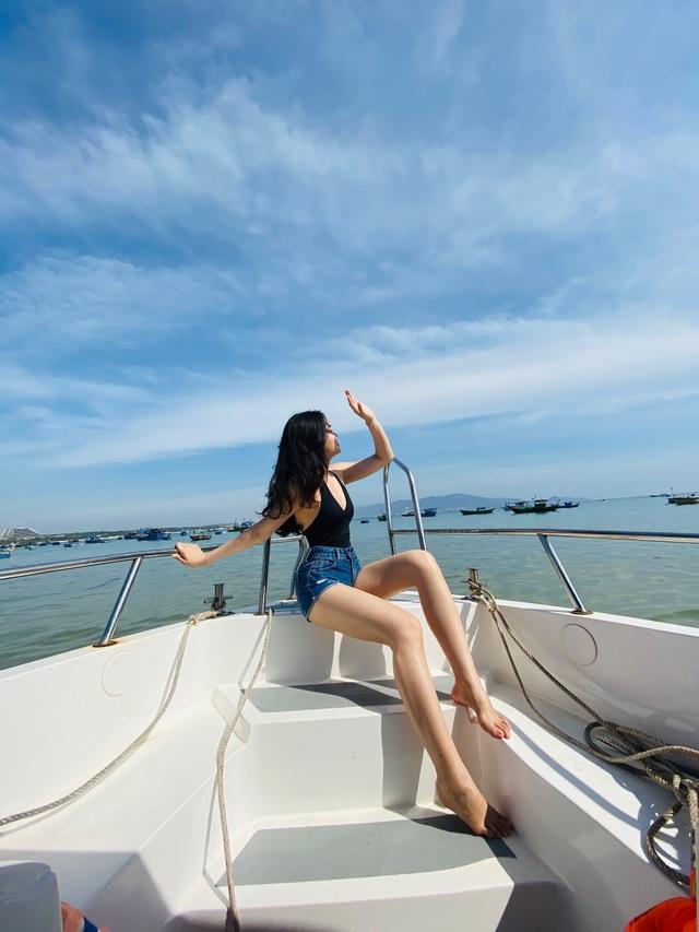 Sống ảo ở biển Quy Nhơn - 4
