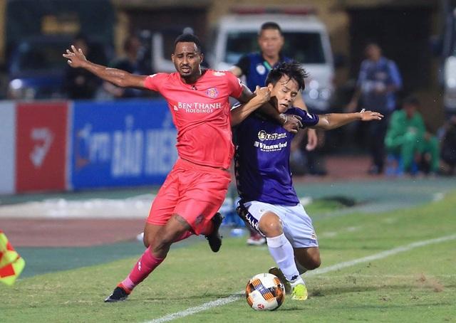 Nc247info tổng hợp: Vòng 8 V-League: Tâm điểm ở sân Hàng Đẫy