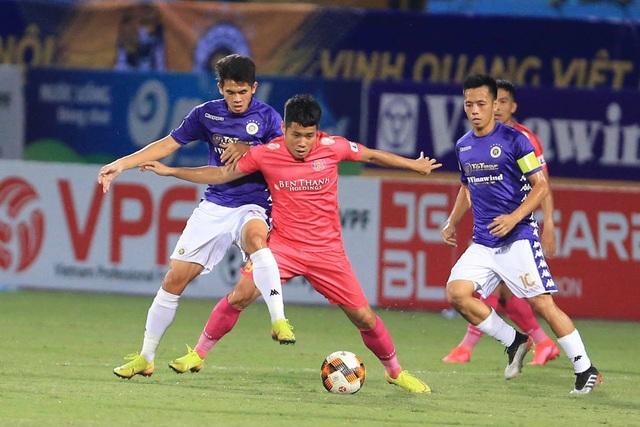 Sài Gòn FC gây sốc với thành tích bất bại ở V-League 2020 - 2