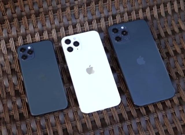 Video thực tế mô hình mẫu hoàn chỉnh của iPhone 12 - 1