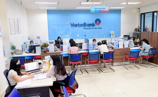 VietinBank đổi mới mô hình tăng trưởng, tạo đột phá về hiệu quả hoạt động - 1