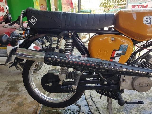 Xe máy Simson huyền thoại 31 năm tuổi giá 150 triệu đồng - 3