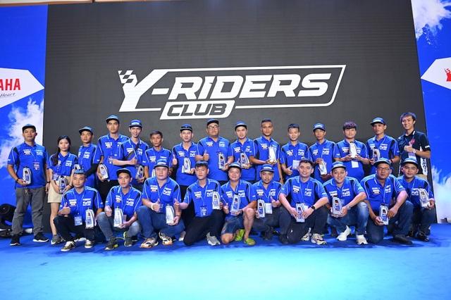 Y-Riders Club vừa ra mắt đã có hơn 5.000 thành viên chính thức - 3