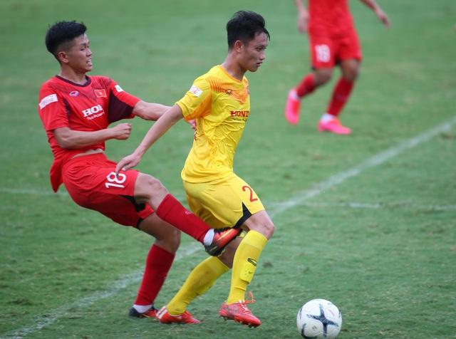 Cầu thủ Việt kiều Pháp bỏ dở trận đấu của U22 Việt Nam - 4