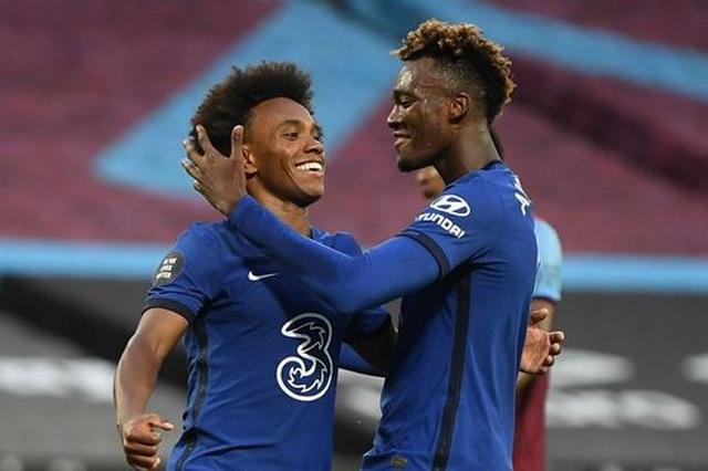 Nhìn lại trận thua đắng ngắt của Chelsea trên sân West Ham - 16