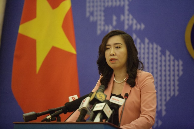 Bộ Ngoại giao nói về khả năng Việt Nam – Mỹ nâng cấp quan hệ - 1