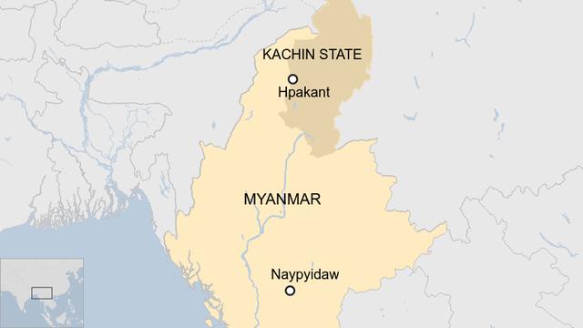 Lở đất như sóng thần chôn vùi mỏ ngọc bích Myanmar, hơn 110 người chết - 4