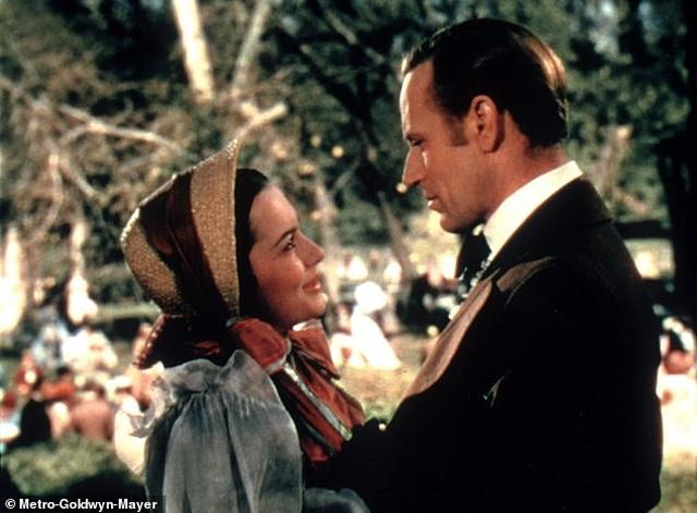 """Nữ diễn viên """"Cuốn theo chiều gió"""" vừa bước sang tuổi... 104 - 2"""