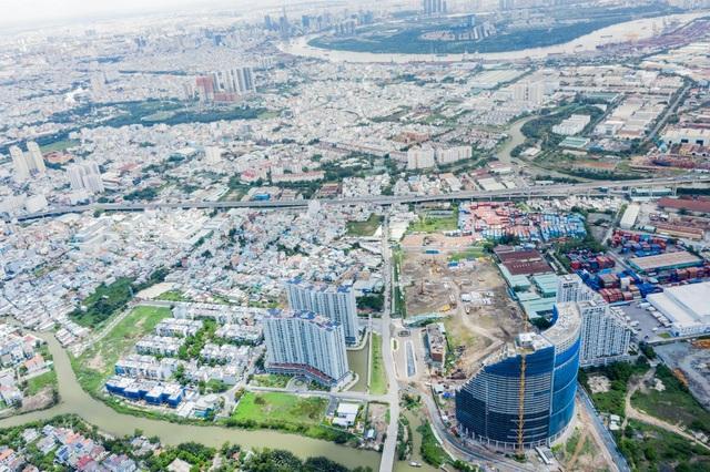Đường Đào Trí sẽ trở thành cung đường đẹp và đắt giá hàng đầu TP.HCM? - 1
