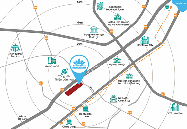 Chỉ từ 1,6 tỷ đồng sở hữu ngay căn hộ trung tâm phía Tây Nam Thủ đô - 1