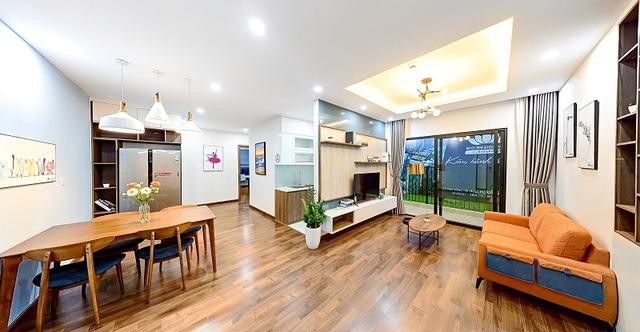 Chỉ từ 1,6 tỷ đồng sở hữu ngay căn hộ trung tâm phía Tây Nam Thủ đô - 2