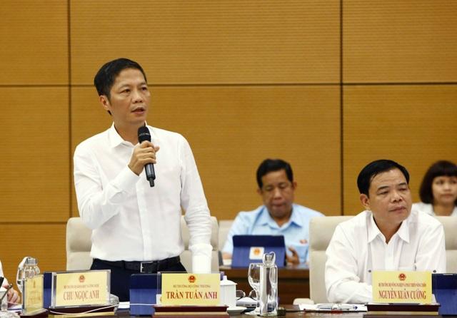 Bộ trưởng Công Thương kêu gọi giải cứu dự án tồn đọng - 1