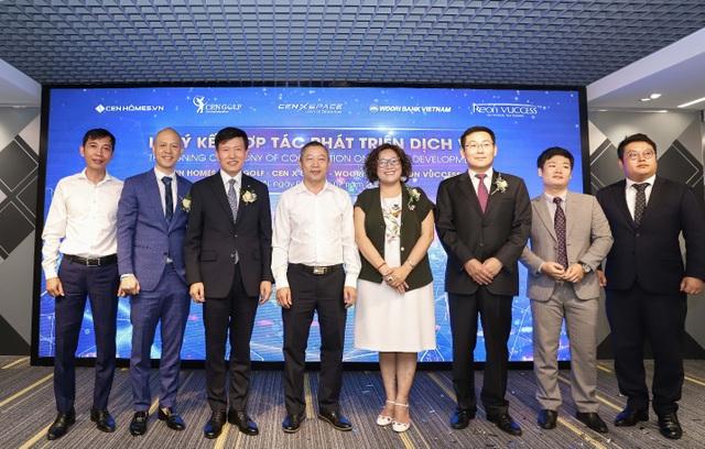 Cen Group ký kết hợp tác với Woori Bank Việt Nam phát triển dịch vụ tài chính điện tử - 3