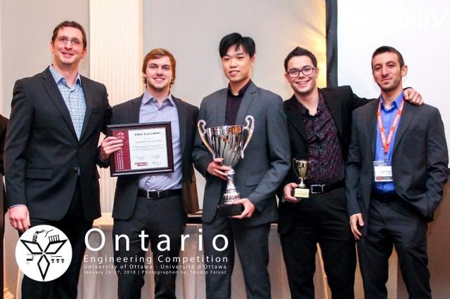 Chàng trai Việt đỗ 4 đại học danh giá Canada, tốt nghiệp thạc sĩ sớm 1 năm - 3