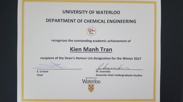 Chàng trai Việt đỗ 4 đại học danh giá Canada, tốt nghiệp thạc sĩ sớm 1 năm - 6
