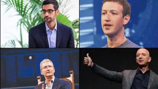 """Bốn """"đại gia công nghệ"""" phải điều trần trước quốc hội Mỹ"""