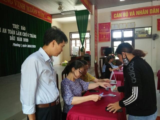 Quảng Trị triển khai hỗ trợ nhóm đối tượng hộ kinh doanh, người lao động - 1